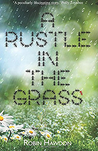 a rustle in the grass book cover