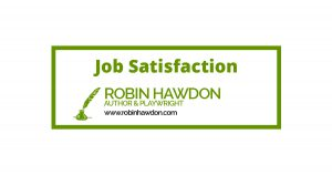 Job Satisfaction – Tip 2