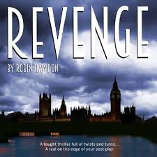 revenge thriller play by robin hawdon