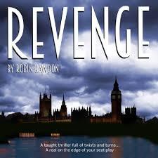 revenge thriller play by robin hawdon