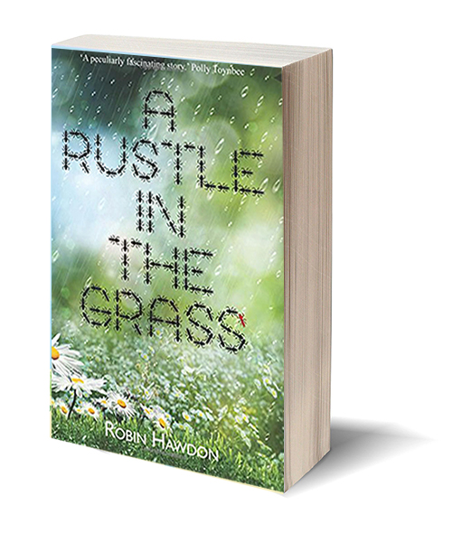 rustle in the grass book cover