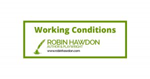 Working Conditions – Tip 3